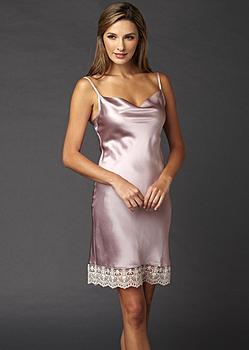 fine silk chemise