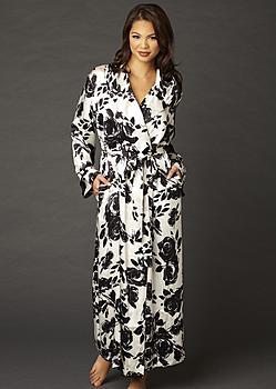 fine silk robe