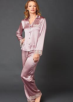 fine quality silk pajama