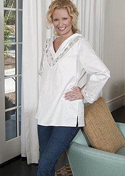 luxury pure cotton hoodie