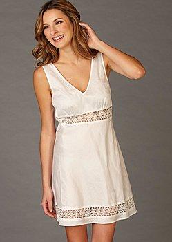 fine cotton nightgown