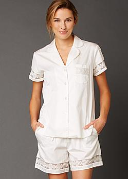 luxury cotton pajamas