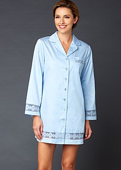 My New Favorite Cotton Sleepshirt