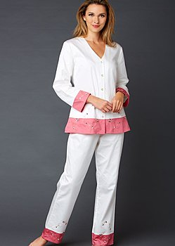 Sweet Dreams Cotton Pajama - Petite