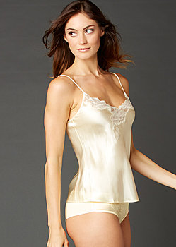 Indulgence Silk Camisole Top