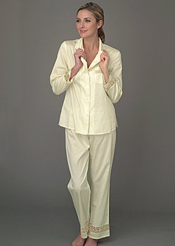 fine cotton pajamas