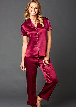 Amelie Silk Pajama