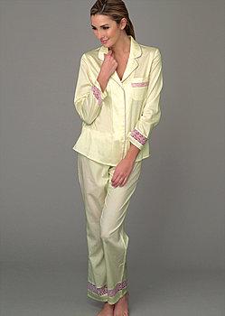 fine womens cotton pajamas