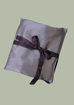 silk lingerie travel bag