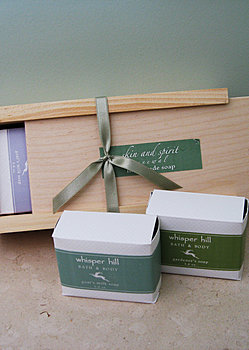 all natural goat's milk soap