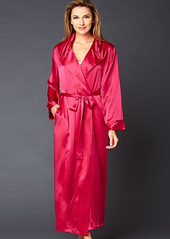 Ariadne Silk Robe