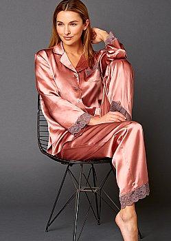 Serendipity Silk Pajama - Petite