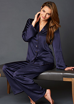 Devon Silk Pajama