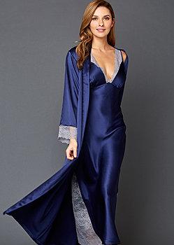 Tivoli Allura Silk Robe