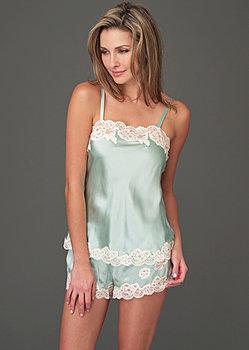 Silk Tresor Camisole Top