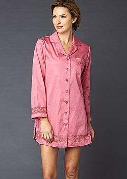 My New Favorite Cotton Sleepshirt