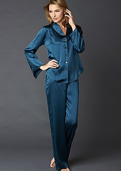 Devon Silk Pajama