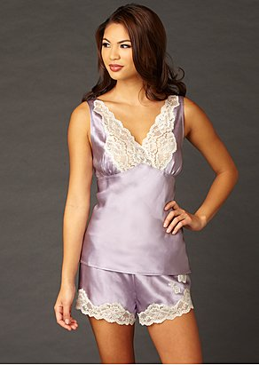 fine silk lingerie