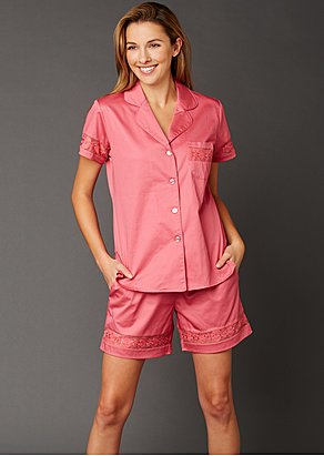 Play Favorites Short Sleeve Cotton Pajama