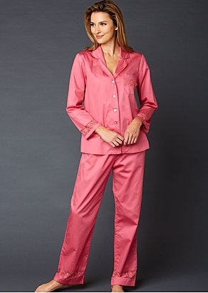 Luxury Cotton PJ with Spa Kit