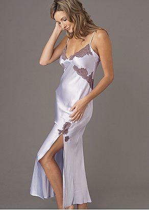 Le Tresor Silk Gown