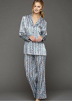 Paradise Found Silk Pajama