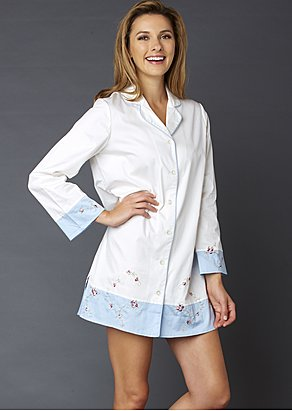 Sweet Dreams Cotton Sleepshirt