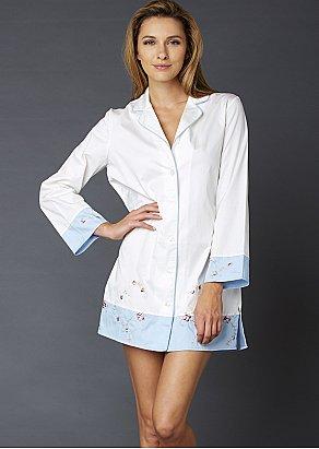 Sweet Dreams Cotton Sleepshirt
