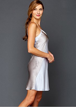 Simplicity Silk Nightgown