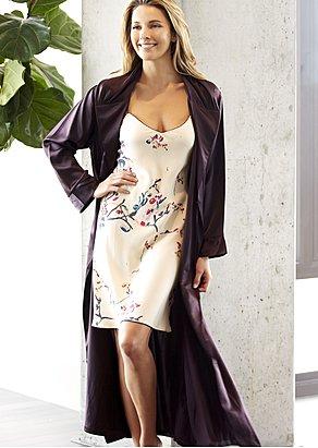 Ariadne Silk Robe