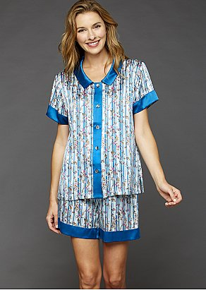 My Newest Crush Short Sleeve Pajama