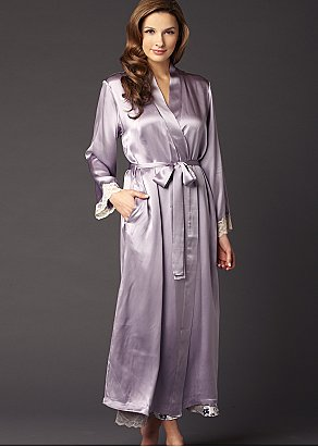 Indulgence Silk Robe 3e6014863