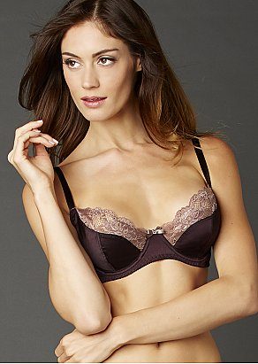 Indulgence Silk Bra, Full