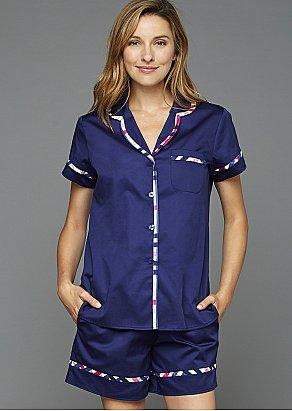 J'Adore Short Sleeve Cotton Pajama
