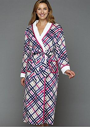 Spa gift baskets luxury spa robes julianna rae jadore cotton spa robe solutioingenieria Image collections
