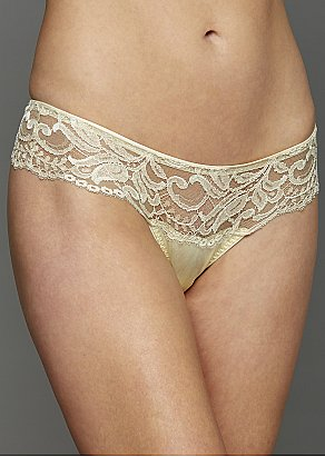 ba5dd3770b6 Moonlight Serenade Silk Thong