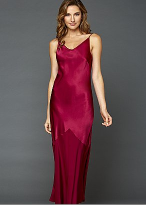 Splendid Silk Gown