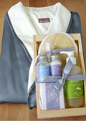 Heavenly Spa Robe Gift Set