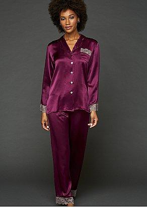 The Serendipity Silk Pajama