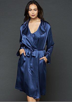 Estelle Silk Robe