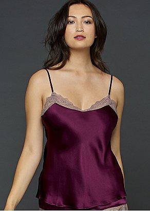 Tivoli Silk Camisole