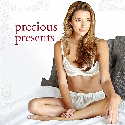 luxury intimate apparel and silk lingerie gifts for her