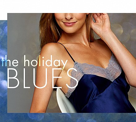 splurge worthy gifts in shades of blue