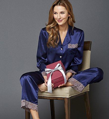 luxury pajamas - naturally beautiful
