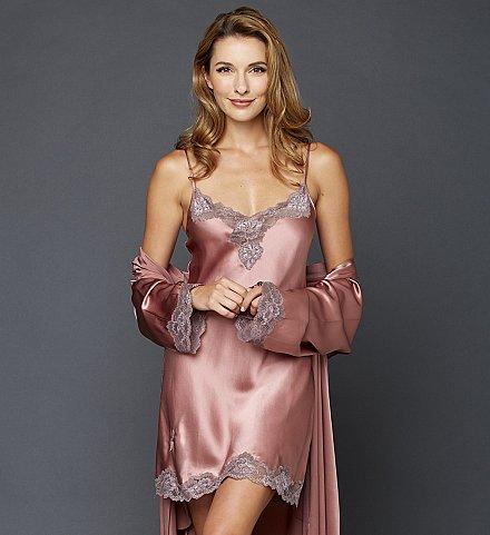 silk nightgowns - as beautiful as you