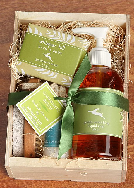 Gardeners' Appreciation Spa Kit - Gifts