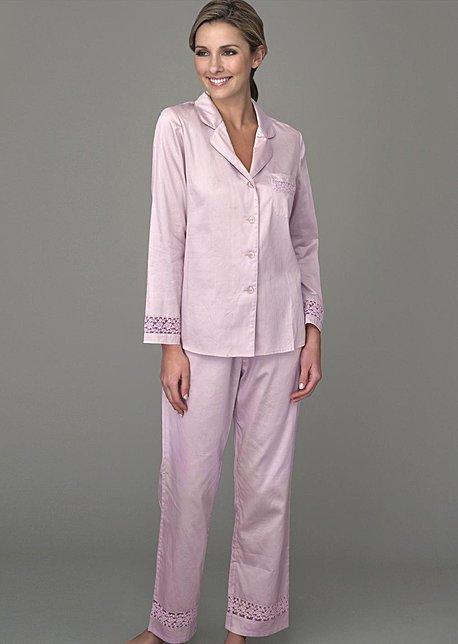 Sun Showers Cotton Pajama - Luxury Cotton PJ