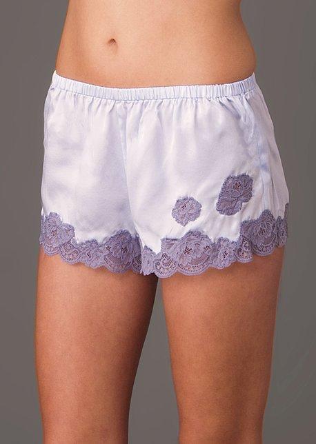 Le Tresor Silk Tap Pant - 100% Silk Tap Pant, Intimate Wear