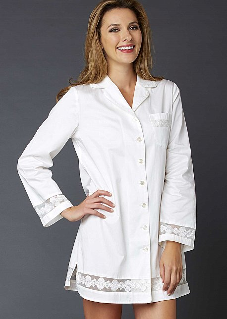 My New Favorite Cotton Sleepshirt, Womens