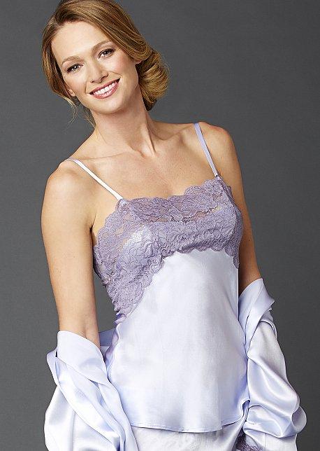 Tresor Delice Silk Camisole - Luxury Silk Cami